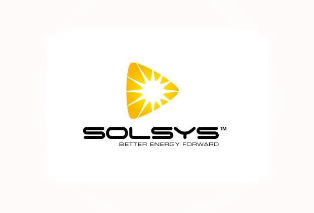 Solsys logo design ortigas