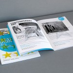 Bi-folde brochure printing