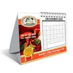 desk calendar supplier