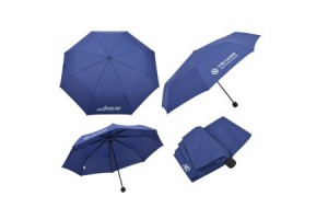 3 folding windproof umbrella