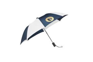 Automatic two folds umbrella