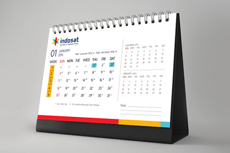 Desk and Wall Calendar Promotional Gift Supplier in Manila ...