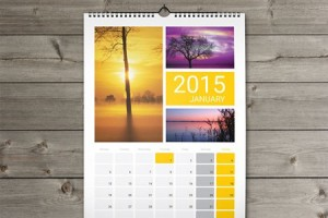 wall calendar supplier