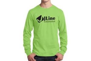 construction long sleeve uniform printing