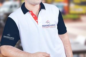 customize company polo shirt uniform